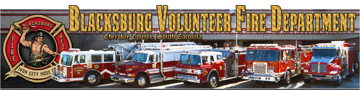 Blacksburg Volunteer Fire Department