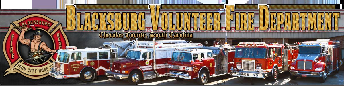 Blacksburg Volunteer Fire Department